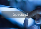Specialists in the technology industry